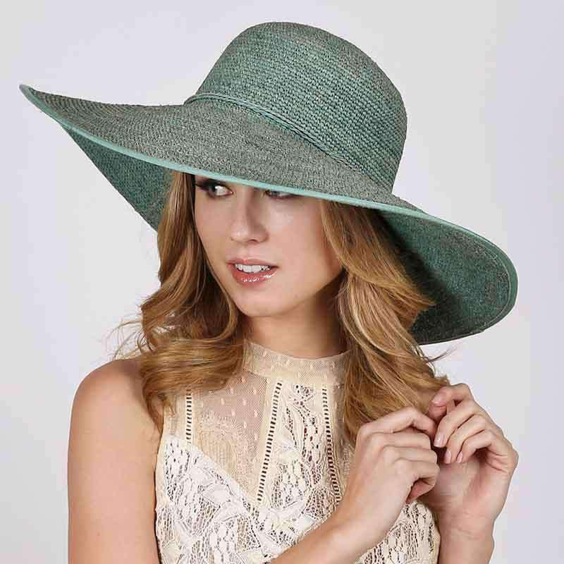 Crochet Raffia Beach Hat - SetarTrading Hats