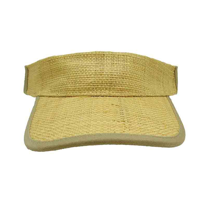 Raffia Tennis - Golf Sun Visor for Men - DPC Global Trends