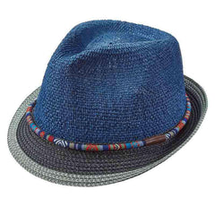 Carlos Fedora with Navajo Band by Carlos Santana - SetarTrading Hats