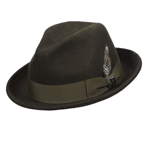 Stacy Adams Wool Fedora