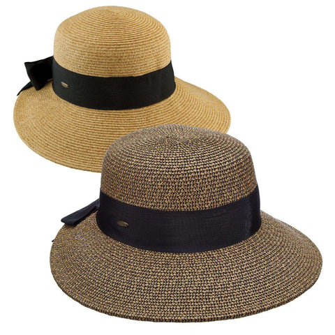 Dimensional Big Brim Sun Hat-Scala