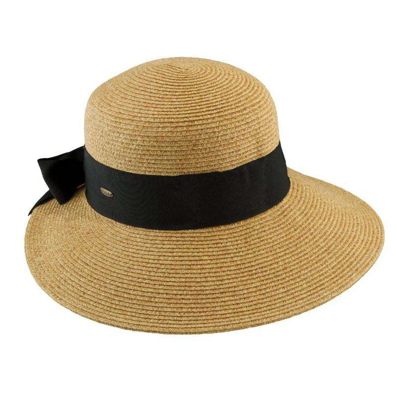 Dimensional Big Brim Sun Hat-Scala - SetarTrading Hats