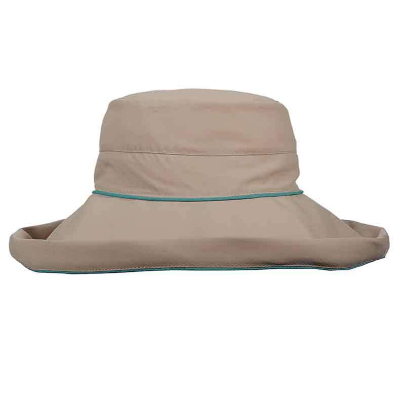 No-Fly Zone Up Turned Brim Hat for Women - Stetson - SetarTrading Hats 0011e90041