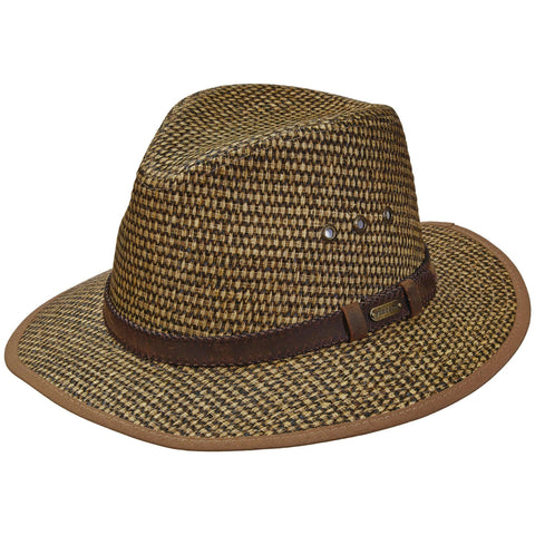 Stetson Multi Tone Matte Safari Hat