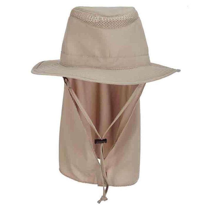 4b98755d Stetson No Fly Zone Neck Flap Safari Hat - Insect Repellent Hats ...