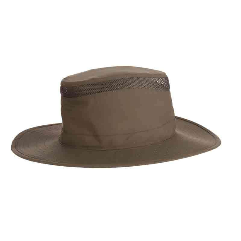 97d2b431f76 Stetson No Fly Zone Neck Flap Safari Hat - Insect Repellent Hats