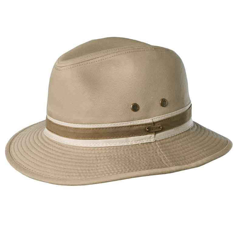 Durango Safari by Stetson - Khaki - SetarTrading Hats