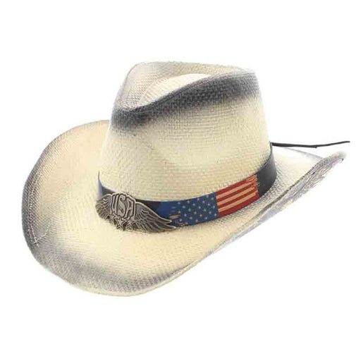 Bold Eagle USA Cowboy Hat - Milani Hats