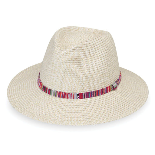 Sedona Safari Hat with Aztec Band - Wallaroo Hats