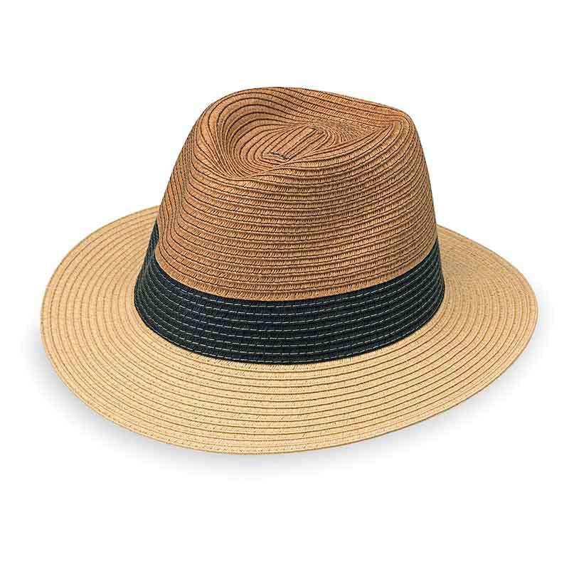 St. Tropez Fedora by Wallaroo Hats