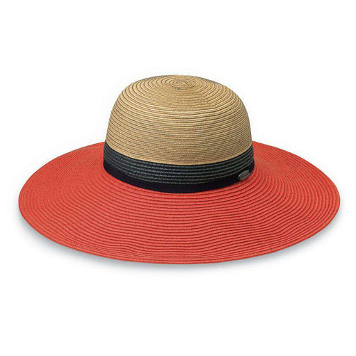 St. Tropez Large Brim Sun Hat by Wallaroo - SetarTrading Hats