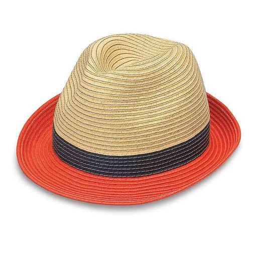 St. Tropez Trilby by Wallaroo Hats