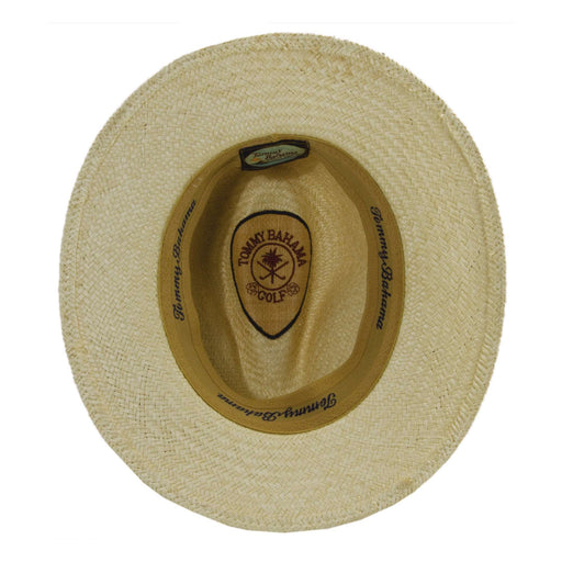 Tommy Bahama Palm Safari Hat with 3-Pleat Cotton Band - SetarTrading Hats