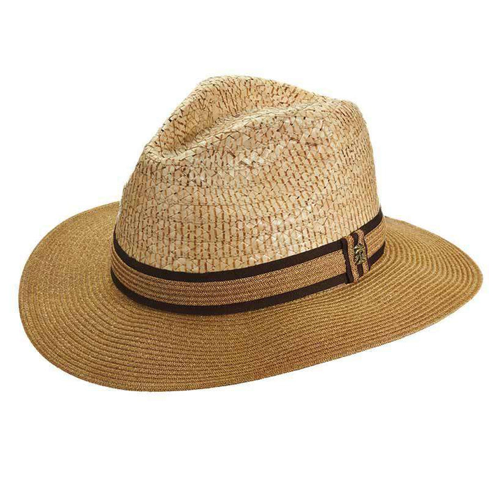 7bda665da71a7 Tommy Bahama Buri Braid Safari Hat — SetarTrading Hats