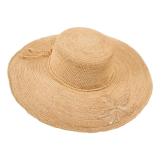 Starfish Crocheted Raffia Sun Hat - Tommy Bahama - SetarTrading Hats