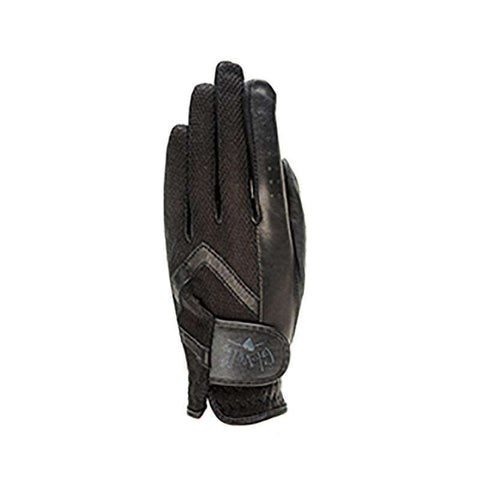 Black Golf Glove by GloveIt Ladies Left Hand Medium