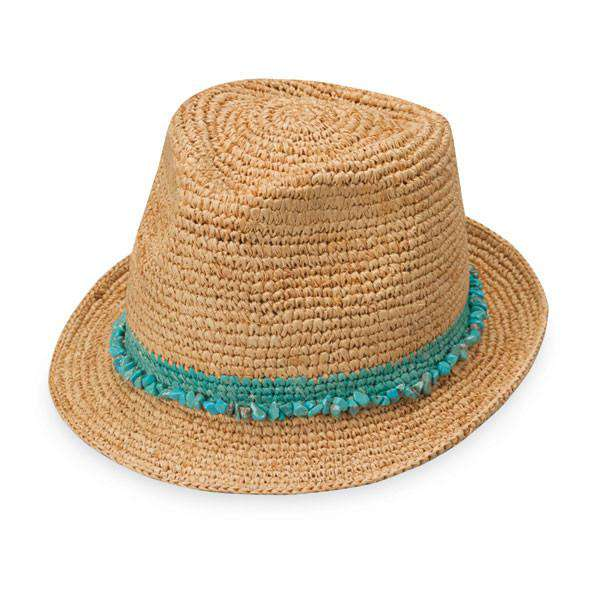 Tahiti Fedora by Wallaroo - SetarTrading Hats