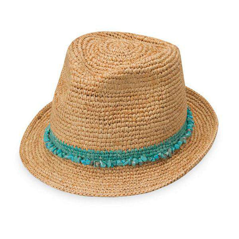 Tahiti Fedora by Wallaroo