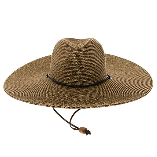 Unisex Wide Brim Gardening Hat, Large Hat Size - Boardwalk Style Hats
