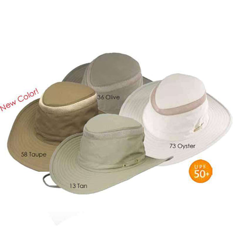 Henschel - 10 Point Microfiber Hiking Hat