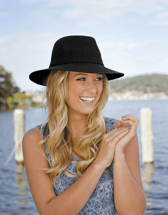 Victoria Fedora by Wallaroo - SetarTrading Hats