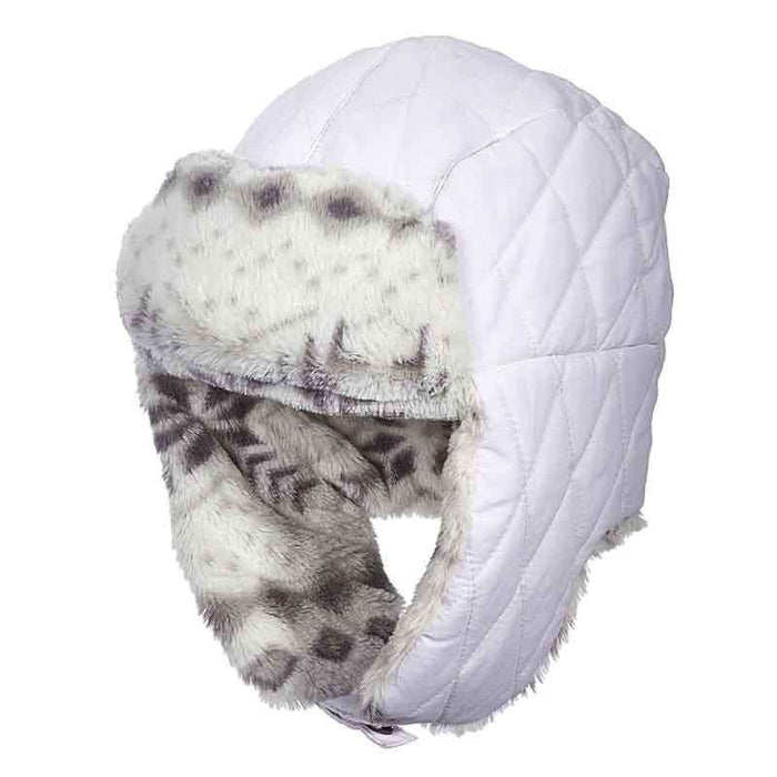 Reversible Fleece Trapper Hat by Woolrich - SetarTrading Hats