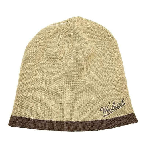 Woolrich®Knit Reversible Beanie - Brithish Tan - SetarTrading Hats