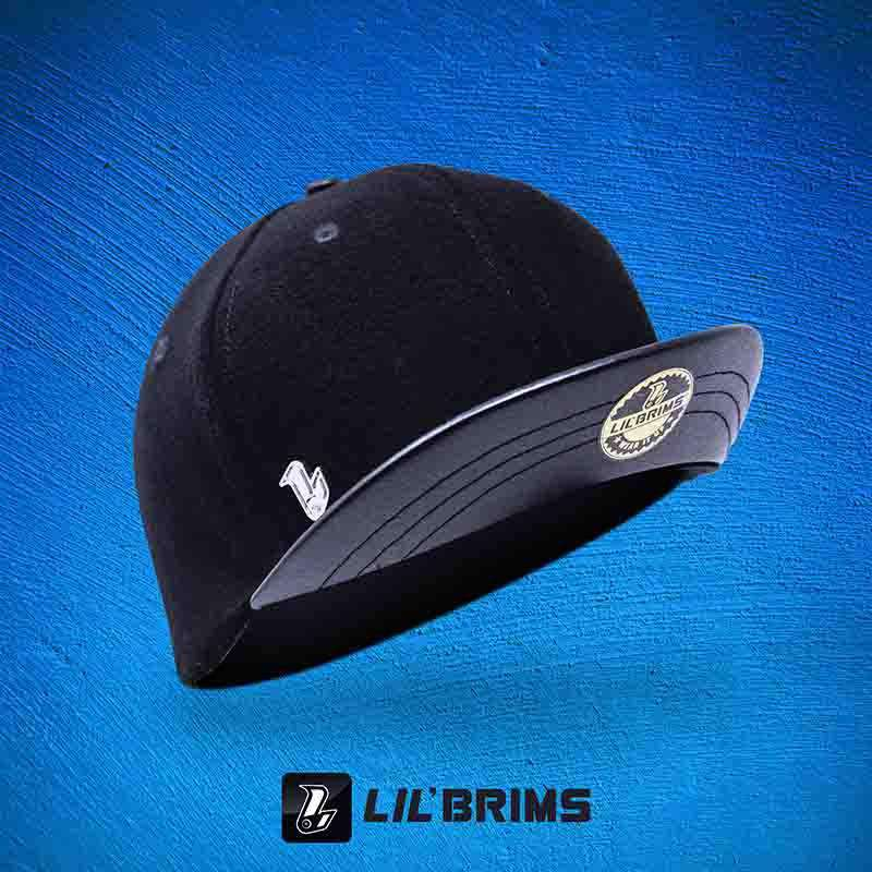 Woolly  LIL'BRIMS - Black