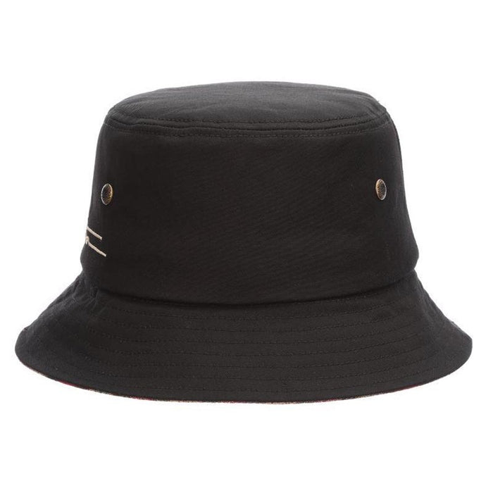 Water Repellent Poplin Bucket Rain Hat - Stetson Hats