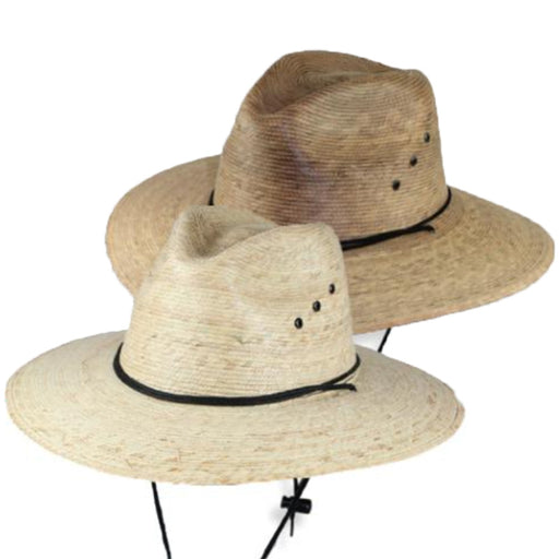 Woven Palm Leaf Gardening - Jeanne Simmons Hats