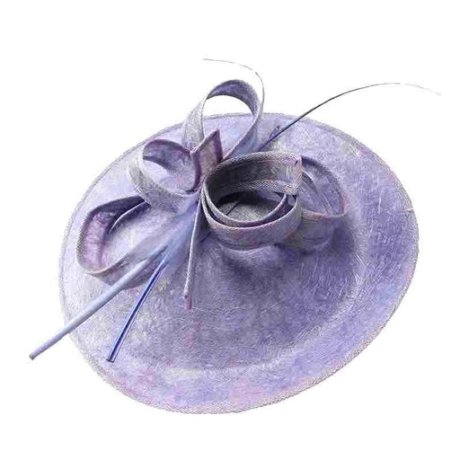 Abaca Scrunch Fascinator Cocktail Hat - KaKyCO - SetarTrading Hats