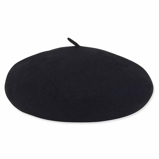 Classic Soft French Beret Wool Hat - Adora® Hats
