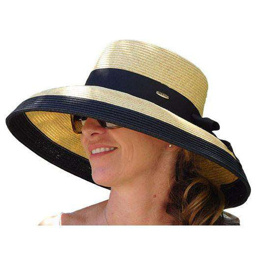 Tiffany Style Summer Hat - Natural - SetarTrading Hats