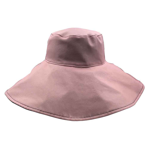 Ariana Eclipse Reversible Organic Cotton Resort Sun Hat - Flipside Hats