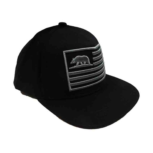 armadillo usa flag baseball cap black flat bill snapback