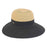 XL Size Women's Hats: Two Tone Facesaver Hat - Sun'N'Sand®