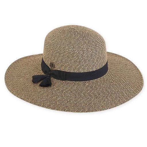 XL Size Women's Hats: Beach Hat with Tassel - Sun'N'Sand®