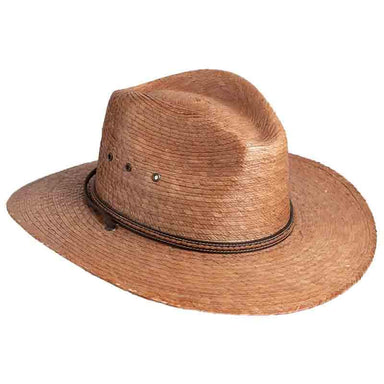 biltmore hats ridgeline palm safari hat with chin strap