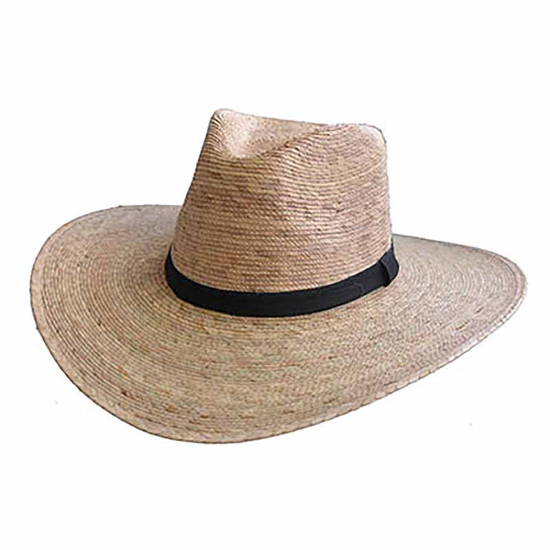 Bohemia Extra-Large Brim Safari Hat - Texas Gold Hats