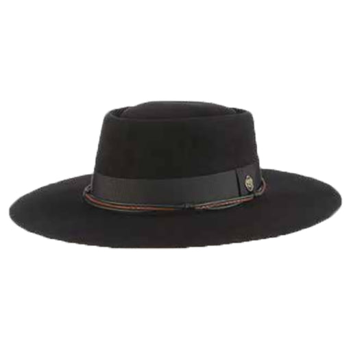 Bohemian Hand Crafted Wool Felt Gaucho Hat - Biltmore Hats
