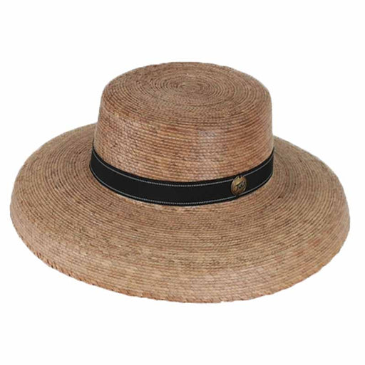 brook tiffany style sun hat handwoven palm leaf tula hats