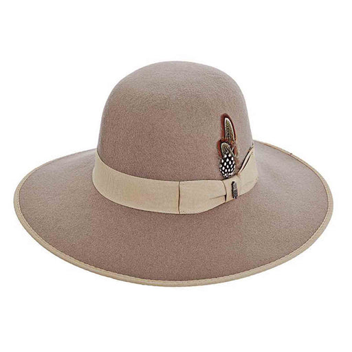 brooklyn hat company el dorado round crown souwestern boss of the plains mink hat