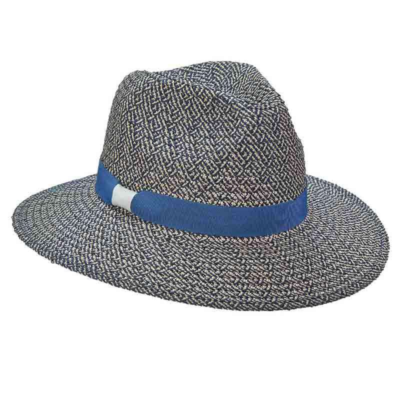 Herringbone Safari Hat by Brooklyn Hat Co. - Packable Hats for Travel 96f5748761e