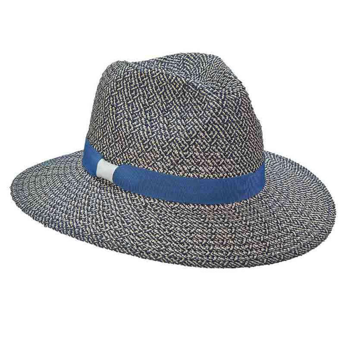 8022864b Herringbone Safari Hat by Brooklyn Hat Co. - Packable Hats for Travel —  SetarTrading Hats