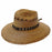 Explorer Burnt Palm Safari Hat - Texas Gold Hats