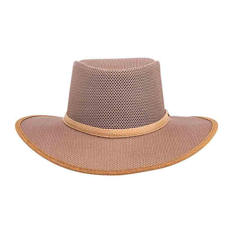 Head 'N Home Cabana Beaver SolAir Breathable Mesh Shade Hat up to XXL