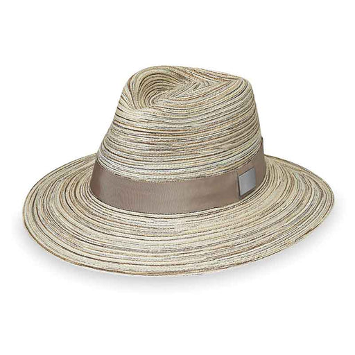 Sydney Fedora Hat - Carkella Hats by Wallaroo