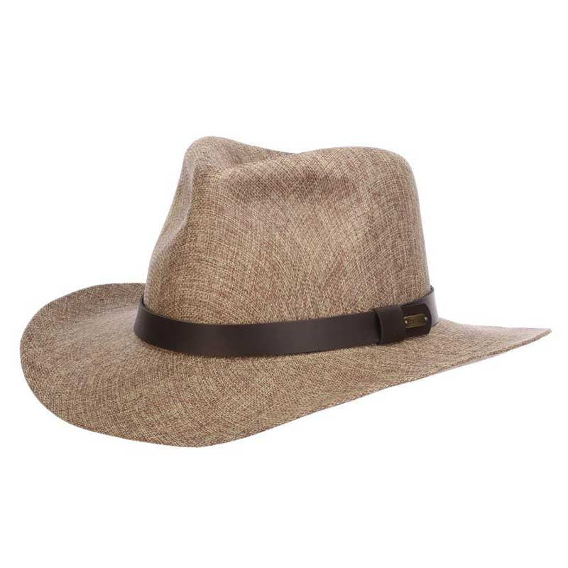 Reeded Fabric Outback Hat - Stetson® Hats
