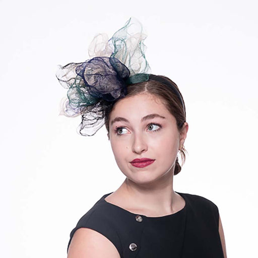 Hunter Crush Crin Headband Fascinator - KaKyCO