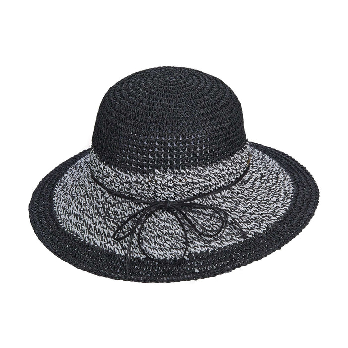 Hand Crocheted Twisted Toyo Floppy - SetarTrading Hats